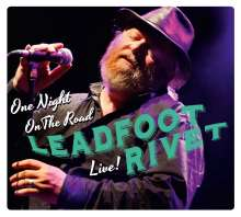 Leadfoot Rivet: One Night On The Road, CD