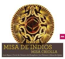 Misa de Indios - Misa Criolla, CD