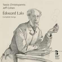 Edouard Lalo (1823-1892): Sämtliche Lieder, 2 CDs