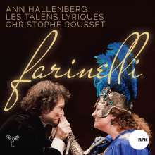 Ann Hallenberg - Farinelli, CD