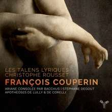 "Francois Couperin (1668-1733): Kantate ""Ariane consolee par Bacchus"", CD"