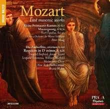 Wolfgang Amadeus Mozart (1756-1791): Requiem KV 626, Super Audio CD