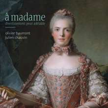 A Madame, CD