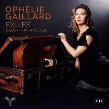Ophelie Gaillard - Exiles, CD