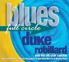Duke Robillard: Blues Full Circle, CD