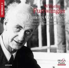 Wilhelm Furtwängler - Famous Overtures, Super Audio CD