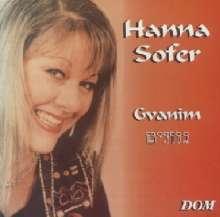 Hanna Sofer: Gvanim, CD