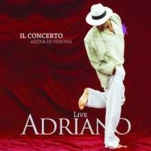 Adriano Celentano: Adriano Live: Il Concerto Arena Di Verona 2012, 2 CDs