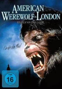 American Werewolf, DVD