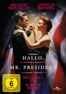Hallo, Mr. President, DVD