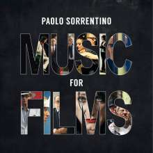 Filmmusik: Paolo Sorrentino: Music For Films, 2 CDs