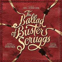 Carter Burwell: Filmmusik: The Ballad Of Buster Scruggs (O.S.T.), LP