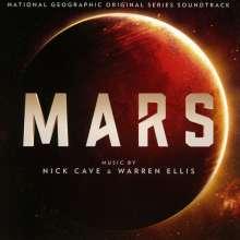 Nick Cave & Warren Ellis: Filmmusik: Mars, CD