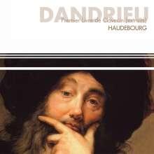 Jean Francois Dandrieu (1682-1738): Pieces de Clavecin (Ausz.), CD