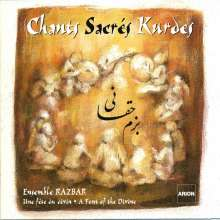 Razbar Ensemble: Sacred Kurdish Songs, CD