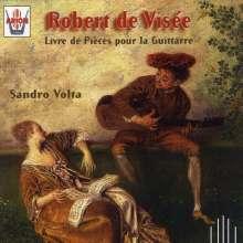 Robert de Visee (1650-1725): Suiten für Gitarre Nr.9-12, CD