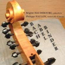 Carl Friedrich Abel (1723-1787): Sonaten für Cello & Klavier Nr.1 & 2, CD