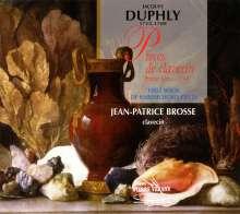 Jacques Duphly (1715-1789): Pieces de Clavecin Livre I, CD