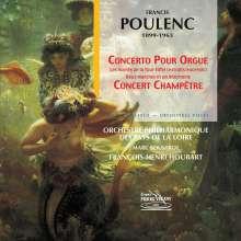 Francis Poulenc (1899-1963): Orchesterwerke & Konzerte, CD