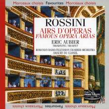 Eric Aubier - Rossini Airs d'Operas für Trompete & Orchester, CD