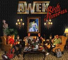 Awek: Rich And Famous!, CD