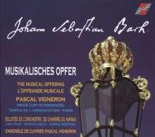Johann Sebastian Bach (1685-1750): Ein Musikalisches Opfer, CD