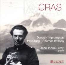 Jean Cras (1879-1932): Klavierwerke, CD