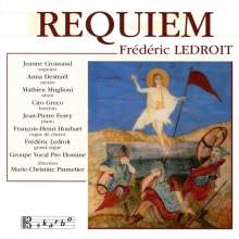 Frederic Ledroit (20.Jh.): Requiem, CD