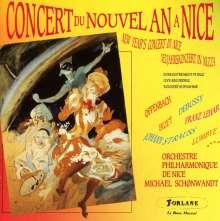 Neujahrskonzert in Nizza 1989, CD