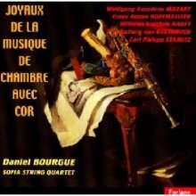 Daniel Bourgue,Horn, CD