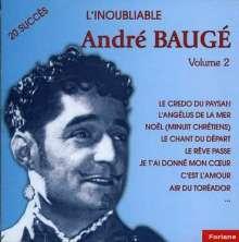 Andre Bauge: L''inoubliable - vol. 2, CD