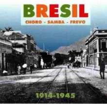 Bresil: Choro - Samba - Frevo, 2 CDs