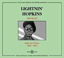 Sam Lightnin' Hopkins: The King Of Texas, 2 CDs