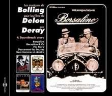 Claude Bolling (geb. 1930): Filmmusik: Borsalino (O.S.T.), CD