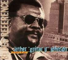 Johnson Luther Guita: Luthers Blues, CD