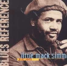 Little Mack Simmons: Blue Lights, CD
