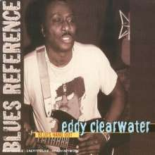 """Eddy """"The Chief"""" Clearwater: Blues Hang Out, CD"""