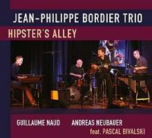 Jean-Philippe Bordier: Hipster's Alley, CD