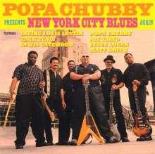 Popa Chubby (Ted Horowitz): New York City Blues Again, CD
