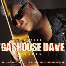 Gashouse Dave: Psyche Blues, CD
