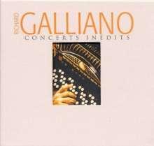 Richard Galliano (geb. 1950): 3 Concerts Inedits, 3 CDs