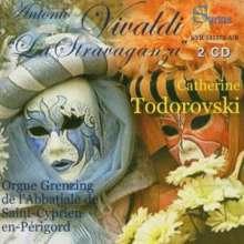 Antonio Vivaldi (1678-1741): Concerti op.4 Nr.1-12 arr.für Orgel, 2 CDs