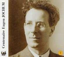 Eugen Jochum - Centenaire (Aufnahmen 1933-1945), 4 CDs