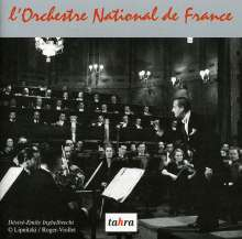 L'Orchestre National De France, CD