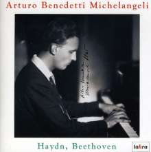 Arturo Benedetti Michelangeli - Haydn, Beethoven, CD