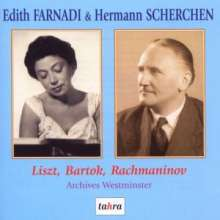 Edith Farnadi spielt Klavierkonzerte, 2 CDs