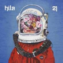 HILA: 21, CD