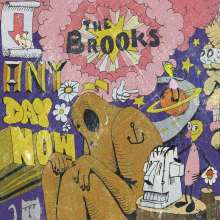 The Brooks: Any Day Now, CD