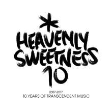 10 Years Of Transcendent Music, 2 LPs