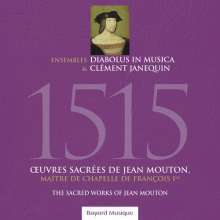 Ensemble Diabolus in Musica & Ensemble Clement Janequin - 1515, CD